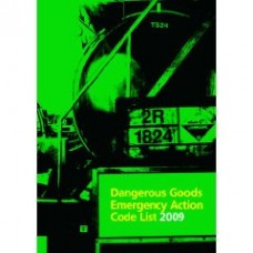Dangerous Goods Emergency Action Code List 2009 book (RRP - £27.00)