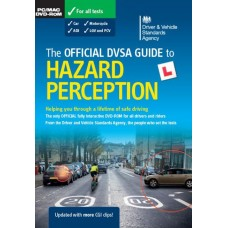 The Official DVSA Guide to Hazard Perception DVD-Rom (RRP - £15.99)