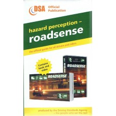 The Official DSA Guide to Hazard Perception - Video and Booklet (RRP - £12.99)