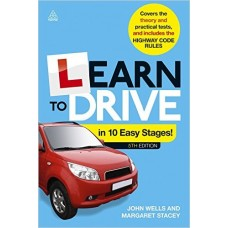 Learn to Drive in 10 Easy Stages book (RRP - £10.99)