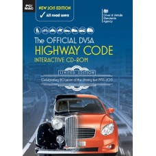 The Official Highway Code Interactive CD-Rom (RRP - £9.99)