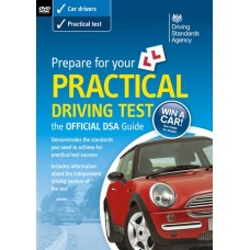 Prepare for Your Practical Driving Test DVD - The Official DVSA Guide (RRP - £15.99)