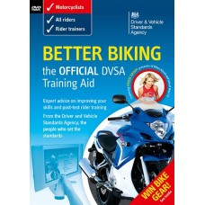 Better Biking - the Official DVSA Training Aid DVD (RRP - £10.99)