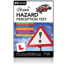 The Complete Guide to Hazard Perception DVD-Rom  (RRP - £10.20)