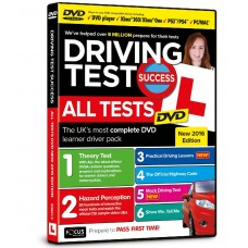 Driving Test Success All Tests DVD (RRP - £15.31)
