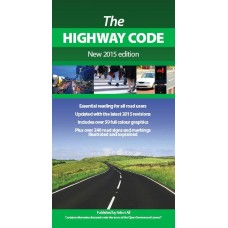 The Highway Code - 2015 edition (RRP - £2.50)