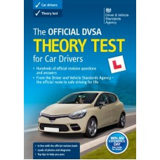 The Official DVSA Theory Test for Car Drivers book  (RRP - £14.99)