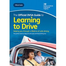The Official DVSA Guide to Learning to Drive  (RRP - £9.99)