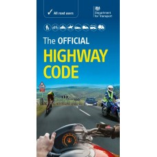 The Official Highway Code (RRP - £2.50)