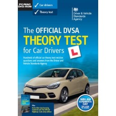The Official DVSA Theory Test for Car Drivers DVD-Rom (RRP - £12.99)