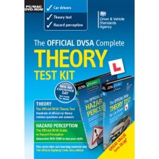 The Official DVSA Complete Theory Test Kit DVD-Rom (RRP - £19.99)
