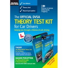 The Official DVSA Theory Test Kit for Car Drivers - DVD-ROM Pack (RRP - £19.99)